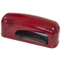 УФ - лампа для сушки гелевых покрытий, наращивания ногтей (9Вт)