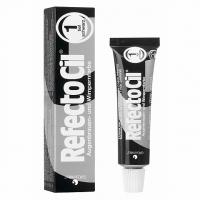 Краска для бровей и ресниц RefectoСil (черная)