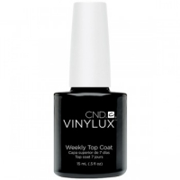 VINYLUX Weekly Top Coat - верхнее покрытие (закрепитель)