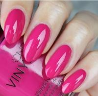 Лак VINYLUX CND №237 Pink Leggins (Малиновый)