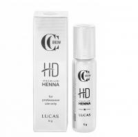 CC Brow хна для бровей Premium Henna HD (золотистый пшеничный), 5 гр