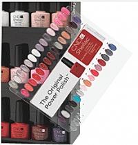 CND Shellac Colour Сhart (фирменная палитра)