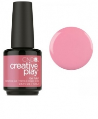 Гель лак CND Creative Play™ Gel Polish цвет Oh Flamingo 15 мл (розовый) №404