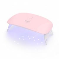 Светодиодная LED/УФ - лампа 24вт SUNmini2 для сушки гелевых покрытий