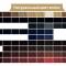 Краска для бровей и ресниц RefectoСil (коричневая)