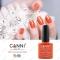 Гель лак CANNI Gel Color Polish 7,3 мл (Морковный) №26