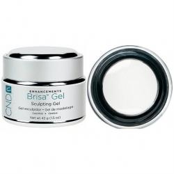 CND Brisa Pure White - Opaque (кипельно белый плотный) 42 гр