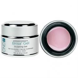 CND Brisa Warm Pink Opaque (Гель для наращивания ,розовый теплый плотный) 42 гр.