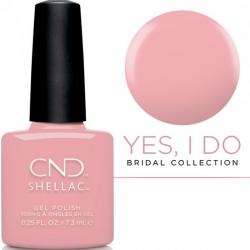 CND Shellac цвет Forever Yours, 7,3 мл. (Розовый пастельный) №306