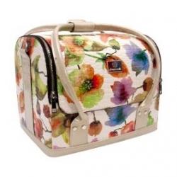 Сумка-чемодан Акварель