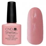 CND Shellac цвет Pink Pursuit 7,3 мл (Кремовый розовый) №91174