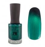 Лак для ногтей «Мята и базилик» №904-185 (Темно-зеленый)