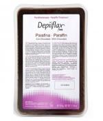 DEPILFLAX - Парафин с экстрактом шоколада 500 г