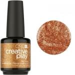 Гель лак CND Creative Play™ Gel Polish цвет Lost In Spice 15 мл (бронзовый) №420