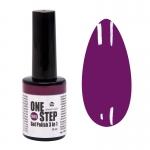 """Гель-лак """"ONE STEP"""" Planet Nails, 10мл № 905 (темно-розовый)"""