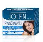 """Крем осветляющий для волосков """"Jolen Oxy"""", 140 гр."""