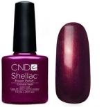 CND Shellac цвет Crimson Sash 7,3 мл (вишневый)№623