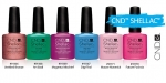 CND Shellac ART VARDAL Colletion 6 цветов