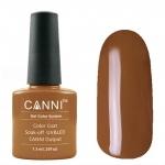 Гель лак CANNI Gel Color Polish 7,3 мл (Коричневый) №16