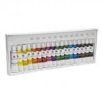 Краска акриловая на водной основе 18 цветов х 6 мл.