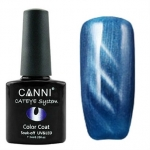 Гель лак магнитный CANNI Cat Eye Color Coat 7,3 мл (Небесно-голубой) №282