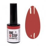 "Гель-лак ""ONE STEP"" Planet Nails, 10мл № 925"