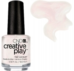 CND Creative Play лак для ногтей Bridechilla №401