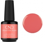 CND Creative Play™ Gel Polish цвет Jammin Salmon 15 мл №405