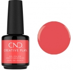 Гель лак CND Creative Play™ Gel Polish (коралловый) №410
