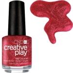 CND Creative Play лак для ногтей Crimson Like It Hot №415