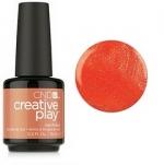 Гель лак CND Creative Play™ Gel Polish цвет Orange You Curious 15 мл №421