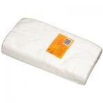 Полотенце большое 45*90 см белое (50шт в пачке)