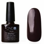 CND Shellac цвет Fedora, 7,3 мл. (шоколадный)№10