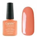 Гель лак CANNI Gel Color Polish 7,3 мл (Красно-оранжевый) №61