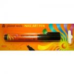 Карандаш для дизайна Nail Art Pen, красный