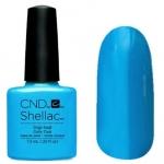 CND Shellac цвет Digi-teal 7,3 мл (завораживающий бирюзовый) №91167