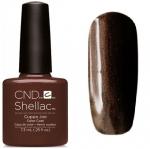 CND Shellac цвет Cuppa Joe, 7,3 мл. (Темно коричневый) №92330