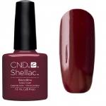 CND Shellac цвет Bloodline, 7,3 мл. (Вишневый) №92331