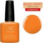 CND Shellac цвет Gypsy, 7,3 мл. (Оранжевый) №92351