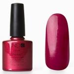 CND Shellac цвет Red Baroness, 7,3 мл. (красно бордовый)
