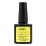 CANNI Gel Color Polish Matte Top Coat 7,3 мл. (матовое покрытие)