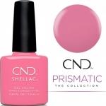 CND Shellac цвет Holographic, 7,3 мл. (Розовый) №313