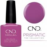 CND Shellac цвет Psychedelic, 7,3 мл. (Темно розовый) №312