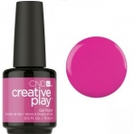 Гель лак CND Creative Play™ Gel Polish цвет Berry Shocking 15 мл (Фуксия) №409