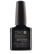CND Shellac Glitter Top Coat 7,3 мл. (верхнее покрытие-закрепитель с блестками)