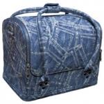 Cумка-чемодан Джинс