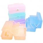 Пластиковые чемоданы и пеналы