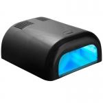 УФ - лампа для сушки гелевых покрытий, наращивания ногтей (36Вт с таймером 120 с