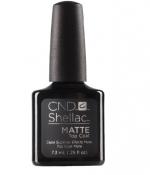 CND Shellac Matte Top Coat 7,3 мл.  (закрепитель матовое)
