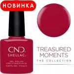 CND Shellac цвет First Love, 7,3 мл. (Красный) №324